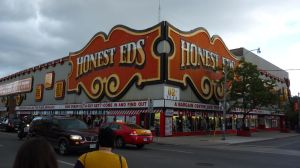 Honest Ed's 1 by JacketBird