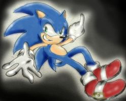 Follow Me .: Sonic the Hedgehog REDONE:. by Scourgethe-Hedgehog