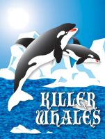 Killer Whales by KrazyLew