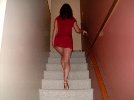 Little Red Dress by VoodooMessiah