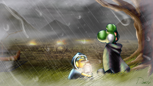 [Yoshi's Travels] World 2: Verdant Wood by Dralsk