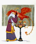 Albus Perceval Wulfric Brian Dumbledore by CROMOU
