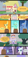 Caramel's Story Part 6 by DespisedAndBeloved
