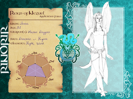 RoN Character Sheet: Ivera by Ronnen