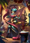 Sha-Terr the Silk Trader by r-chie
