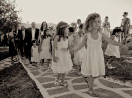 Greek wedding by Yousry-Aref