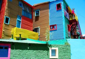 La Boca by binarymind