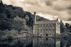 Gibson Mill by Bomag
