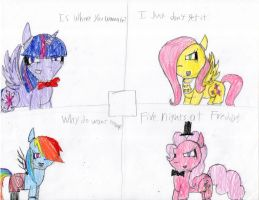 five nights at pinkie's by nightmaremoon42