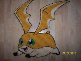 PATAMON by DeadDog2007