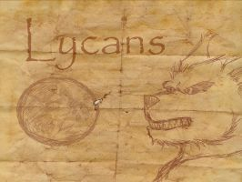 Lycans by Strengian