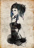 lady ink by zxgame
