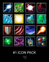 #1 Icon Pack by Nerkin