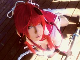 Sweet innocent Jubei Hyakka Ryouran - Kimi Cosplay by K-I-M-I