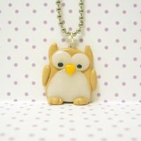 owl necklace by coonies