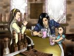 Drinking game by auriond