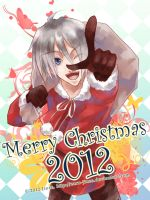 Merry Christmas 2012 by Zaru-Jinze