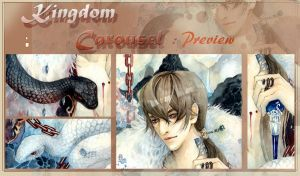 Kingdom Carousel Preview by sinvia