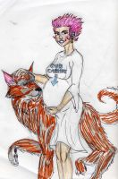 Pregnant Tonks by theaven