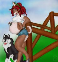 Country Girl - Dixie Landoe by geckoguy123456789