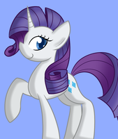 Rarity by eeveeeatscocoa