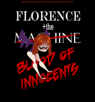 2Spooky - Florence Welch is a Vampire by Jon-Wood