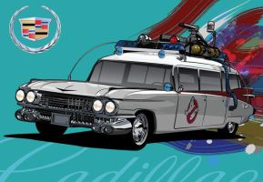 ECTO-1 Rework by stxd3
