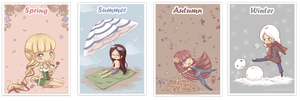 Seasons by uyuni