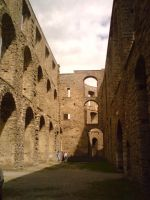 Again Borgholms Castle by Isenia