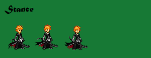 Ichigo New Bankai Test by darkest5