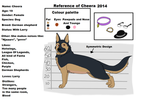 Reference of Cheera 2014 by Rexbn