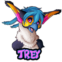 Headshot - Shaded - Trey by Sushi