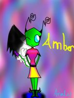 Amber by Annaley