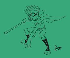 TT GO Robin by DerpyCollector