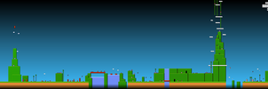 Super Mario Bros 2 Dual 3840 by charlesdyer