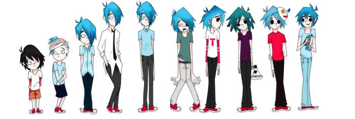 2 D's by ALexRiver