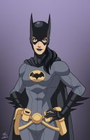 Batgirl 2.0 (Helena Bertinelli) by phil-cho