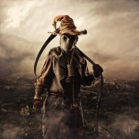 Scarecrow by akpics