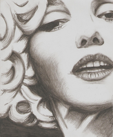 Marilyn by Miss-Lizzie-Jane