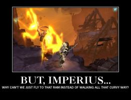 But, Imperius... by DjPavlusha