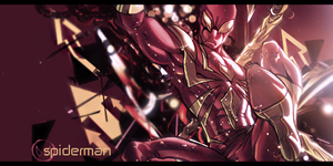 Spiderman by XtacyOverdose