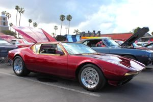 Red and Gold Pantera by DrivenByChaos