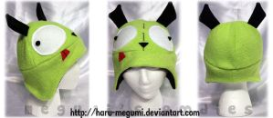 Gir HAT from Invader Zim by Haru-Megumi