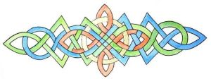 Celtic Knot 1 by amuletts