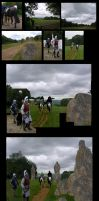 In The Land Of Ancient Stones - process by EthicallyChallenged