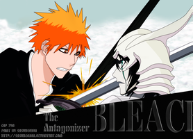 Coloreado Bleach by sasukeoron