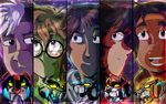 Voltron by Ghoul-bite