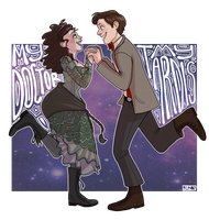 My Doctor! My Tardis! by FattCat