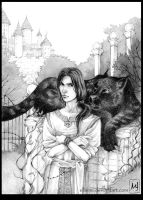 The Prince and his best friend by ellaine