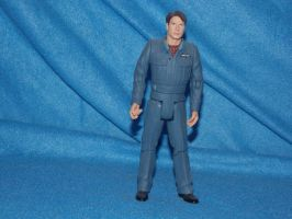 (figure) Chaptain Jack Harkness by spirtofthedevil